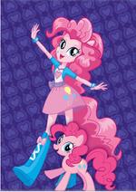 Pinkie Pie Equestria Girls design