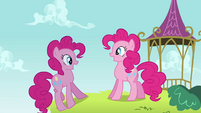 Pinkie Pie helping herself 2 S2E18
