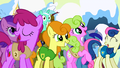 Ponies filled with joy S1E11.png