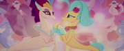 Princess Skystar singing with her mother MLPTM