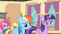Rainbow 'But he said he brought them' S4E08