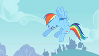 Rainbow Dash 'Was I, or was I not, amazing' S2E08