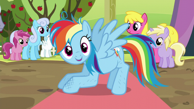 File:Rainbow Dash standing up again S5E17.png