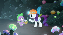 """Rarity """"that of course, too"""" S6E5"""