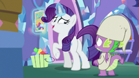 "Rarity ""there's always next year"" S9E19"