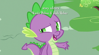 Spike -they're more casual- S8E24