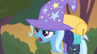 "Trixie ""A draconequus with magic"" S6E26"