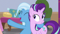 """Trixie """"socialize at the same time!"""" S9E20"""
