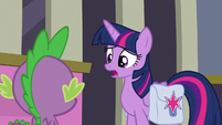 """Twilight """"isn't working at the library"""" S9E5"""