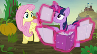 Twilight --neither of them know what it's over-- S5E23