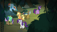 Twilight and friends split up the search S8E13