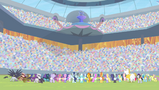 All Equestria Games participants back S04E24
