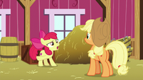 "Apple Bloom ""the Great Seedlin' is real"" S9E10"