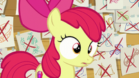 Apple Bloom surprised --oh-- S6E4