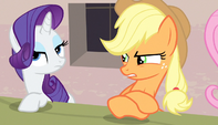 "Applejack ""before we even knew what that map was"" S5E1"