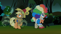 Applejack and Mayor in the wind S2E04.png