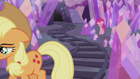 Applejack tearfully part ways S5E20