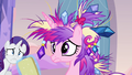 Cadance's messy mane S3E12.png