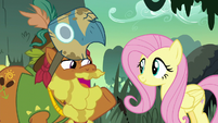"Cattail ""I would've lent you the mask anyway"" S7E25"