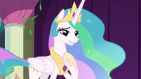 "Celestia ""happiness with my friends"" S8E7"