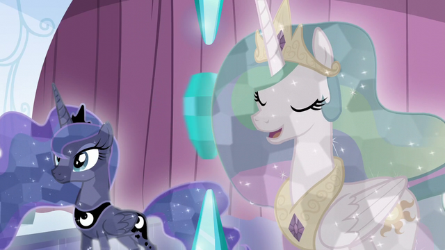 "File:Celestia ""you've found a way to share your unique gift"" S6E2.png"