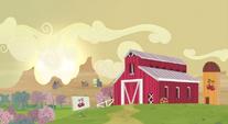 Cherry Hill Ranch at sunrise S2E14