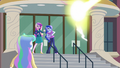 Daydream Shimmer closing the rifts near the faculty EG3.png