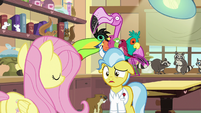 """Dr. Fauna """"you did what?"""" S7E5"""