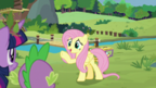 Fluttershy 22more excited than you22 S9E26