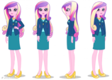 Friendship Games Dean Cadance turnaround art