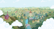 Gallery Ponyville Arial