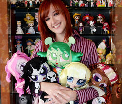 Lauren Faust y sus Galaxy Girls