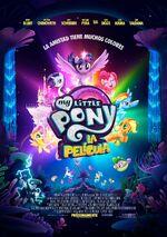 MLP La Película póster internacional latino