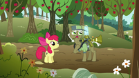 "Pest pony ""yearns for the day they can move on"" S5E04"