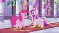 Pinkie Pie in front of Cadance S2E25.png
