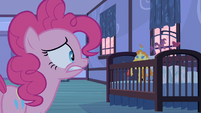 Pinkie Pie sort of tense S2E13