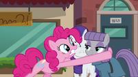 Pinkie to Maud --...PSSSD...-- S6E3