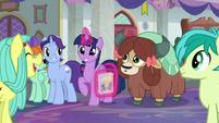 "Pony Ocellus ""even better!"" S9E7"