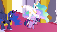 Princess Celestia but Twilight S3E1