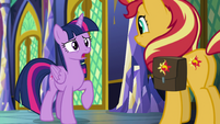 "Princess Twilight ""I just had an idea"" EGFF"