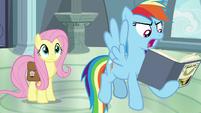 Rainbow -mild-mannered Dr. Caballeron-!- S9E21