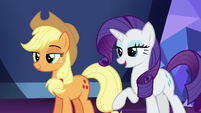 Rarity --you just have to be able to admit-- S5E22
