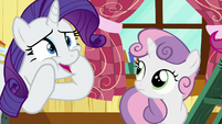 Rarity -that is so adorable!- S7E6