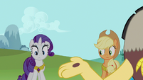 Rarity ok weird S3E10