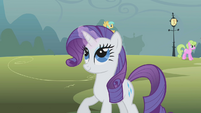 Rarity using magic S1E8