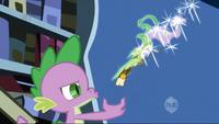 Spike Skickar Rulle