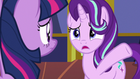 Starlight Glimmer blaming everyone else S7E14