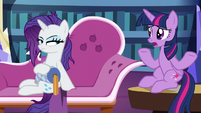 "Twilight ""they can put a real strain"" S9E19"