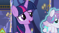 "Twilight Sparkle ""I guess I learned two things"" S7E3"