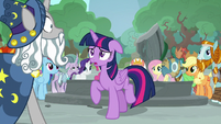 Twilight Sparkle -I brought all the Pillars back- S7E25